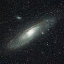 M31 with Ha,                                Trevor Nicholls