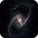 """NGC 1365 """"Great Barred Spiral"""",                                Sergio G. S."""