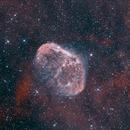 Crescent Nebula,                                christian.hennes