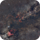 Cygnus Wide Field Annotated,                                msmythers