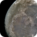 Moon with Celestron 4SE - Checking to see what this little beast can do!!,                                Ray's Astrophotography