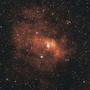 Bubble Nebula,                                Kostas Papageorgiou