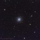 Globular Cluster M68,                                Geoff