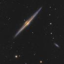 NGC4565,                                Mathieu Guinot