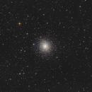 M92 Globular Cluster in Hercules,                                Bernhard Zimmermann