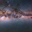 Milky Way,                                Atsushi Ono
