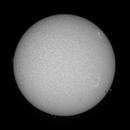 Sun FD in H-Alpha 15th of October 2021,                                Arne Danielsen