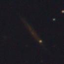 Supernova 2021hiz in Galaxy IC 3322A! Distance- 46 million light years! Brightness-  ~15 mag!,                                Sergei Sankov