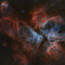 Carina Nebula NGC  3372,                                Nick Axaris