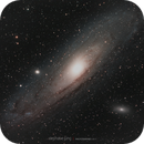 M31 Andromède,                                Stephane Jung