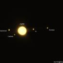 Jupiter & Monde,                                Silkanni Forrer