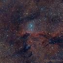 NGC 6188,                                Gerson Pinto