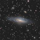 NGC 7331 and Company; The Deer Lick Group,                                Mason Steidle