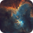 IC 1805 Heart nebula - starless,                                Jan Veleba