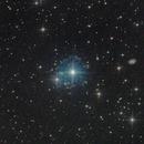 NGC 6543, Cat's Eye Nebula,                                Kathy Walker