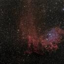 "IC 405 ""Flaming Star Nebula"",                                Günther Dick"