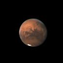 Valles Marineris - Mars 9/27/2020,                                Anthony Quintile