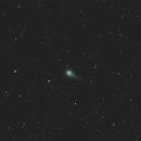 Comet C/2015 V2 Johnson near Opposition,                                Brent Newton