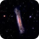 Leo Triplet - M65, M66 & NGC3628 - First Light ZWO ASI 2600mc pro,                                Astrozeugs