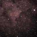 NGC 7000 - Nordamerikanebel Sternbild Schwan,                                Sammler