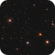 NGC 3610 and NGC 3642 in Ursa Major,                                Nurinniska