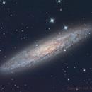 Sculptor Galaxy,                                Erik