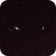 M81 and M82,                                Ace