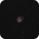 M1 with PixInsight,                                christian.hennes