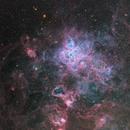 The Largest Emission Nebula in The Sky,                                José Joaquín Pérez