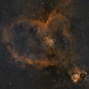 IC1805 Heart nebula,                                Turki Alamri