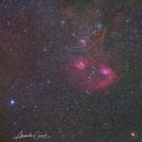 Widefield IC405 - 410 - Sh2-240 .....,                                Alexander Grasel