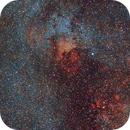 Milky Way - North America & Sadr region with a touch of Veil,                                Johan Bakker
