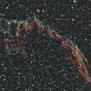 NGC 6992, the Eastern Veil Nebula.,                                nhw512