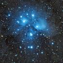 M45 The Pleiades,                                Stephan87
