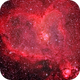 IC 1805 Heart Nebula Synthetic RGB,                                Manuel