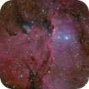 NGC 6188 - The Fighting Dragons In Constellation Of Ara!,                                Mohammad Nouroozi