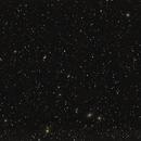 Virgo Cluster with Markarians Chain,                                Runo