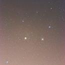 Antares et M4,                                Klape