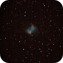 M27 with flata,                                AlastairLeith
