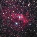 NGC 7635 - The Bubble Nebula,                                SmackAstro