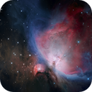 The Great Orion Nebula - Mosaic - LRGB,                                Salvopa