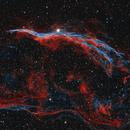 NGC6960 HOO,                                Astromatthi