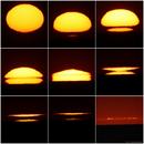 Mirage during sunset (02.07.2015),                                Łukasz Sujka