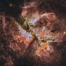 NGC 3372 Carina Nebula - HaRGB,                                Ray Caro