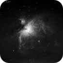 M42, Orion Nebula,                                pemag