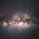 Galactic Center of Milky way,                                William Tan