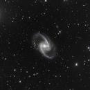 Galaxy NGC 1365,                                Nicholas Jones