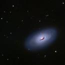 M64 Black Eye Galaxy,                                Brett Creider