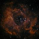Rosette Nebula - 02 April 2021,                                Dan Pritzl