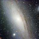 Andromeda galaxy,                                Ata Faghihi Mohad...